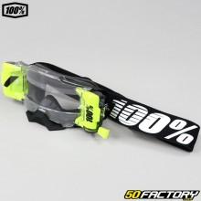 Gafas 100% Armega Forecast roll-off negras