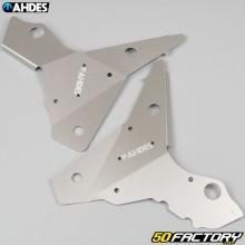 Seitenschutz Suzuki LTR 450 Ahdes Aluminium
