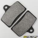 Organische vordere Bremsbeläge Aprilia RS4,  Derbi GPR,  Peugeot XR7,  Magpower