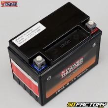 Batterie Power Thunder CB4-LB-FA 12V 4Ah acide sans entretien Aprilia AF1 Futura 50