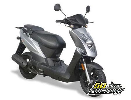 fiche technique scooter 50cc kymco agility 10 pouces. Black Bedroom Furniture Sets. Home Design Ideas