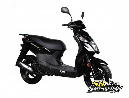 fiche technique scooter 50cc sym orbit ii 4 temps. Black Bedroom Furniture Sets. Home Design Ideas